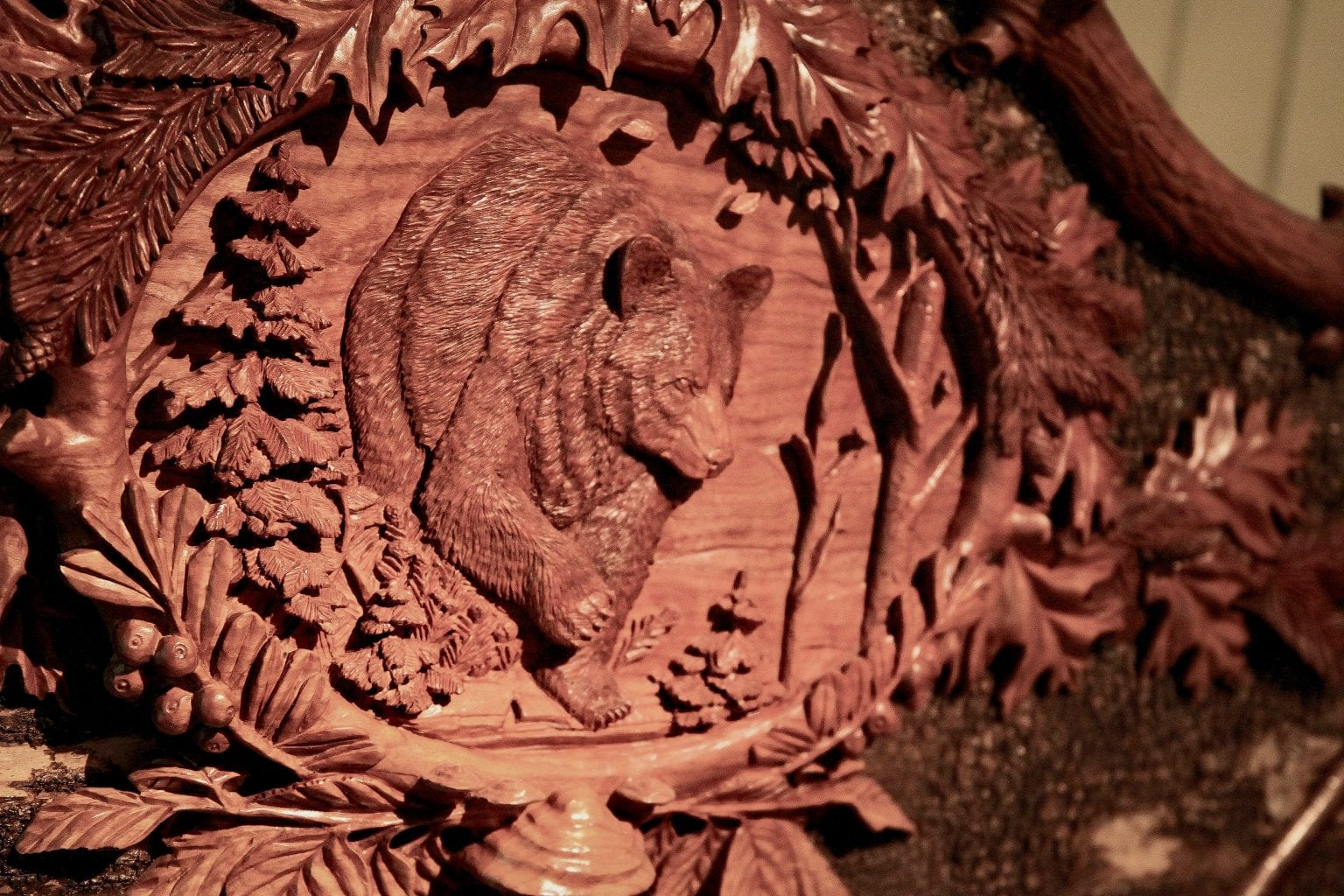 Ales the woodcarver teddy bear guardians another wave